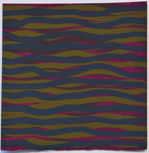 Sol LEWITT - Painting - senza titolo