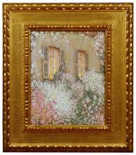 Henri LE SIDANER - Pintura - Les Deux Fenêtres