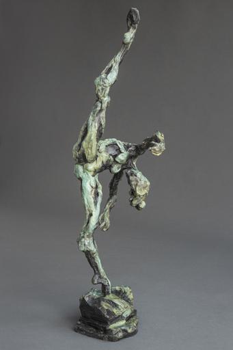 Richard TOSCZAK - Scultura Volume - Female Dancer - Untitled No 51 1/8
