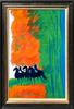 André BRASILIER - Peinture - Automne