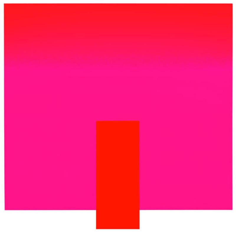 Rupprecht GEIGER - Print-Multiple - all die roten farben 3