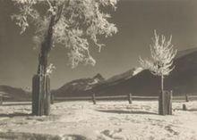 Johann FEUERSTEIN - Photography - Winterstudie