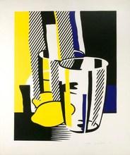 Roy LICHTENSTEIN (1923-1997) - Before the Mirror (C.135)