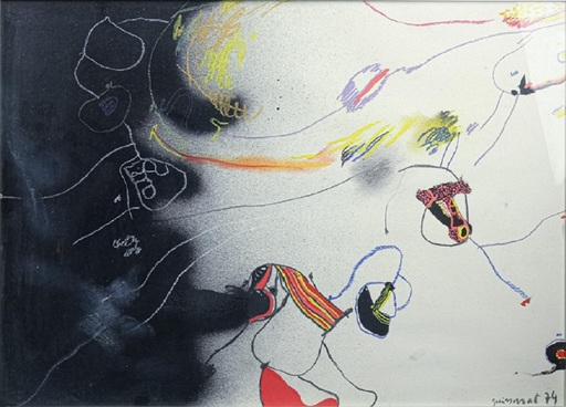 Josep GUINOVART - Pintura