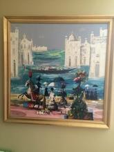 Jean CALOGERO - Pintura - Remembering Venice
