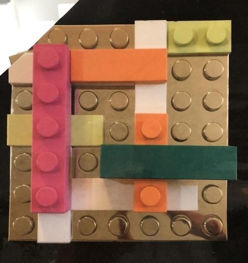 Matteo NEGRI - 绘画 - Lego