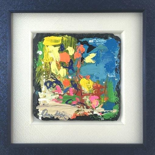 Nicole LEIDENFROST - Gemälde - Magic Flower