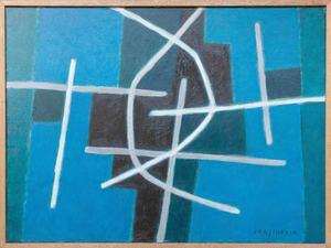 Jorj MORIN - Painting - Neon