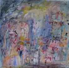 Christine Ange LEFEVRE - Peinture - Sans titre 4
