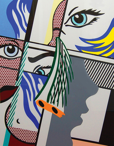 Roy LICHTENSTEIN, Modern Art II