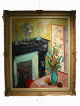 Roger Marcel LIMOUSE - Peinture - Nature morte et bouquet