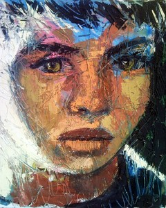 Niels JENRY REYES CADALSO - Pittura - Untitled