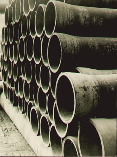 Albert RENGER-PATZSCH - Fotografia - Industrie-Produkt, Rohre