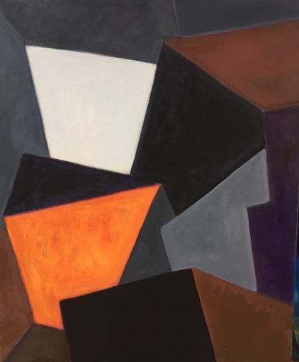 Irène DARGET-BASTIEN - Painting - GLEEN