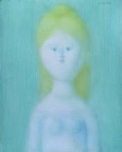 Antonio BUENO - Pintura - Fanciulla