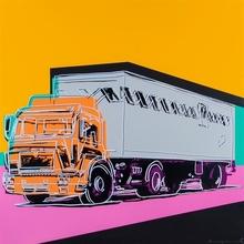 Andy WARHOL (1928-1987) - Truck #367