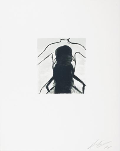 吕克•图伊曼斯 - 版画 - Superstition
