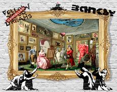Hans DIRTY - Print-Multiple - Banksy Elephant in the Room
