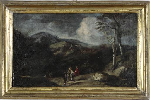 Cornelis VAN POELENBURGH - Peinture - Senza titolo