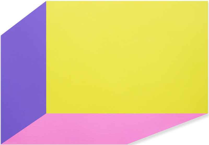 Brent HALLARD - Painting - Boom IV