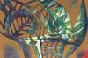 Raul ENMANUEL - Pintura - Los insectos