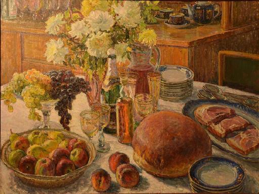 Nadezhda Viktorovna YURCHENKO - Pittura - Celebration still-life