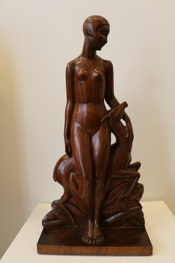 Geneviève GRANGER - 雕塑 - Diane