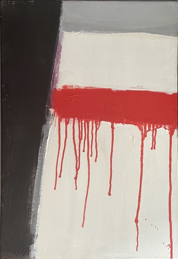 Pierre FICHET - Pintura - COMPOSITION