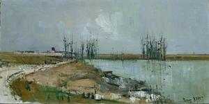 Pierre BARAT - Pintura