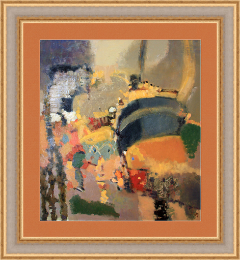 Levan URUSHADZE - Pintura - Composition # 82