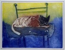 Richard ROYCE - Print-Multiple - Spot on Pillow