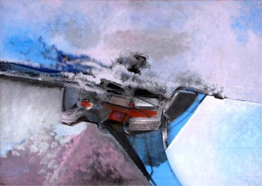 Peter SHOEMAKER - Pintura - Cloud view