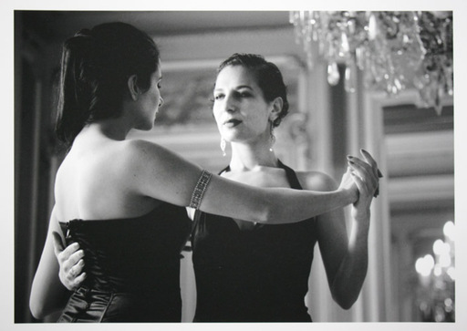 Marie-Jo LAFONTAINE - Print-Multiple - Dance the world 2