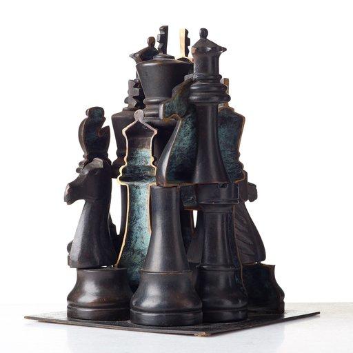 Fernandez ARMAN - Escultura - Gambit