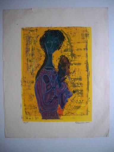 Felipe ORLANDO - Print-Multiple - Maternité