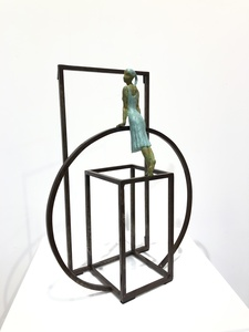Joan ARTIGAS PLANAS - Sculpture-Volume - Small Cuba Mambo