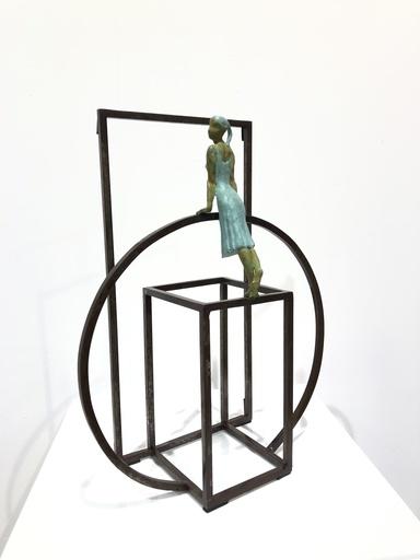 Joan ARTIGAS PLANAS - Escultura - Small Cuba Mambo