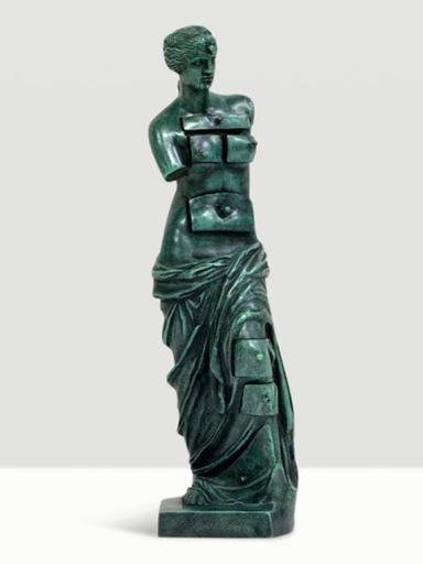 Salvador DALI - Scultura Volume - Venus de Milo aux Tiroirs