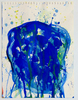 Sam FRANCIS - Painting - Untitled SF86-877 (Blue Acrylic)