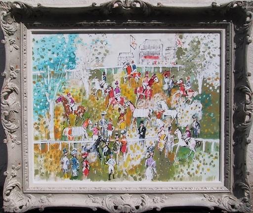 Charles COBELLE - Peinture - Untitled