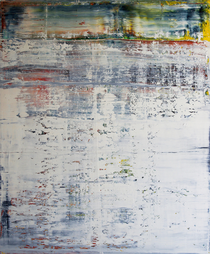 Harry James MOODY - Peinture - abstract No.417