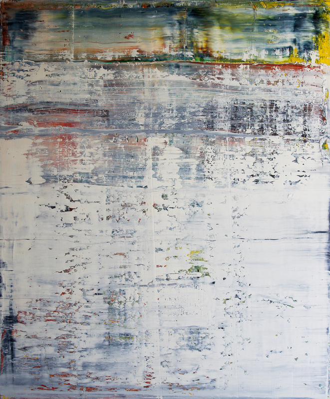Harry James MOODY - Painting - abstract No.417