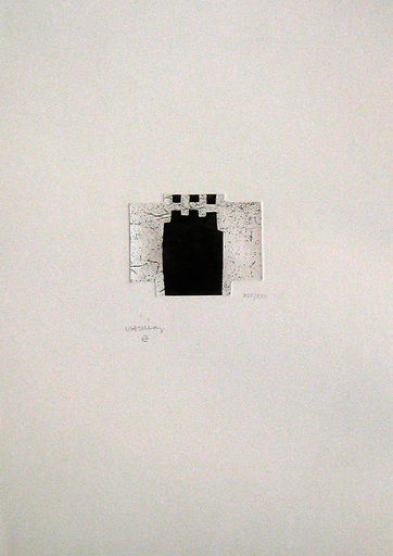 Eduardo CHILLIDA - Print-Multiple - Irudin
