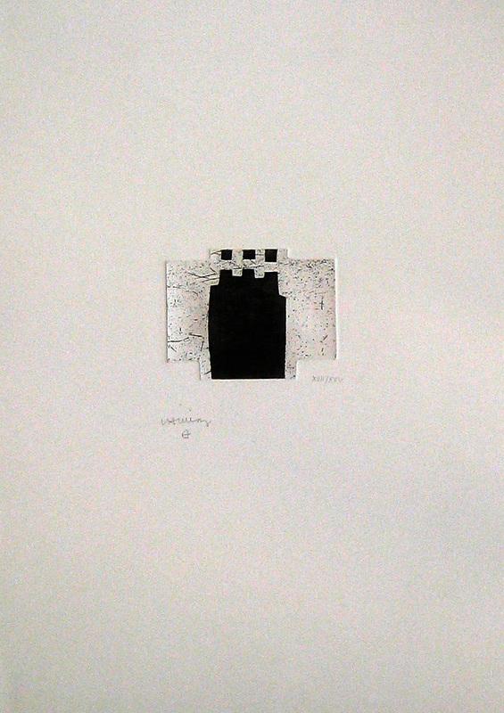 Eduardo CHILLIDA - Stampa-Multiplo - Irudin