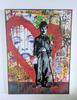 MR BRAINWASH - Pintura - Charlie Chaplin