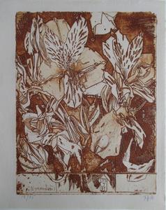 Horst JANSSEN - 版画 - Nigromontanus