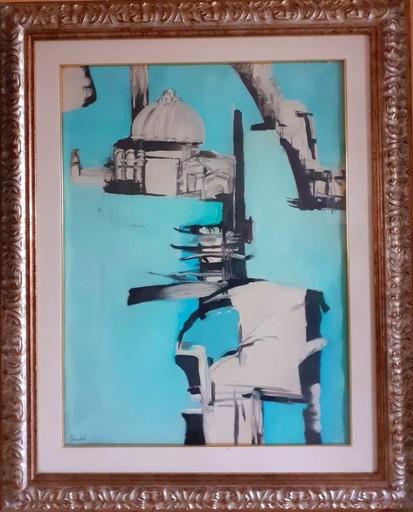 Remo BRINDISI - Gemälde - venezia