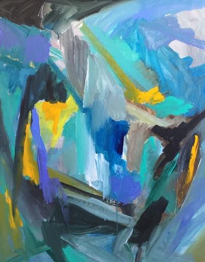 Irène DARGET-BASTIEN - Painting - MANIYA