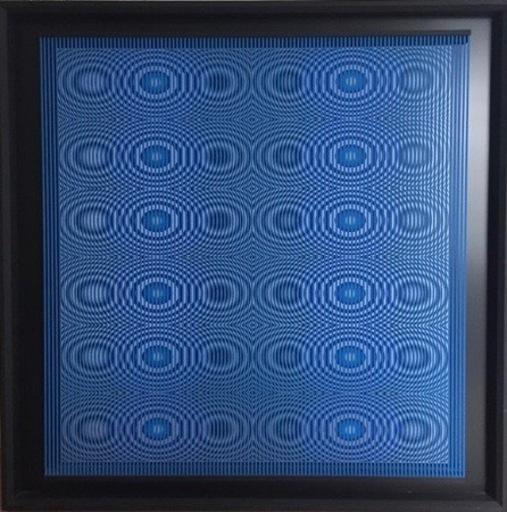 Alberto BIASI - Pintura - Dinamica ottica