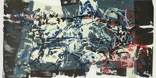 让-保罗•里奥佩尔 - 版画 - Composition I, from: Album 67
